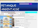 Pétanque Argentaise (CD18)