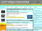 PETANQUE PLESSEENNE (CD44)