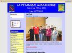 LA PETANQUE MOULINOISE (CD03)