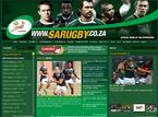 South Africa Rugby - Le site officiel du rugby sud-africain (en anglais)